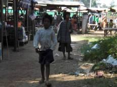 Cambodia- poor children
