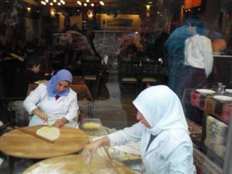 Turkey working women