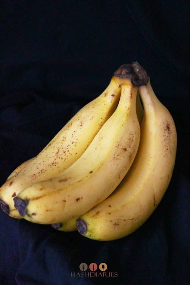 Banana fruit recipes