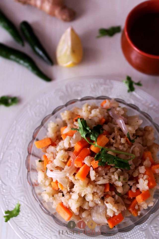 Bengali Chirer Pulao Recipe