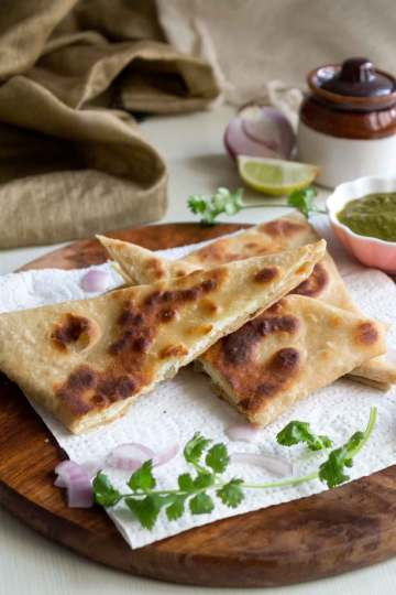 recipe of dimer porota egg parantha