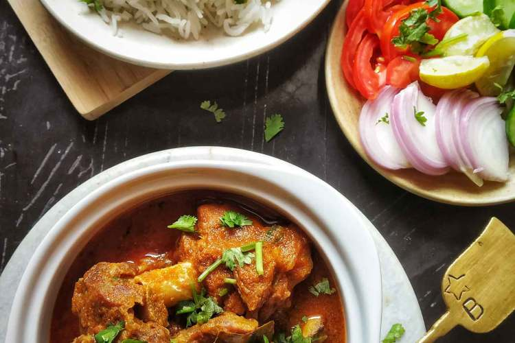 BEngali Kosha Mangsho Recipe