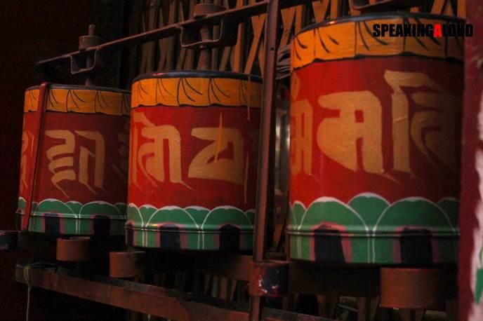 Majnu ka tilla buddhist monastery