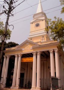 St. Olav Church Serampore Places of visit