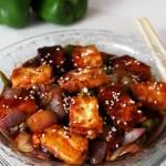Honey Chili Paneer Recipe