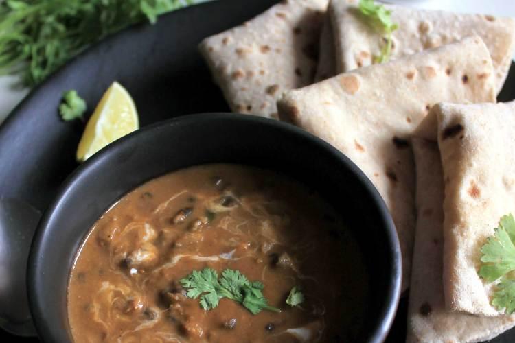 Dhaba Style Dal Makhani recipe