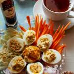 SpicyBest Deviled Eggs recipe