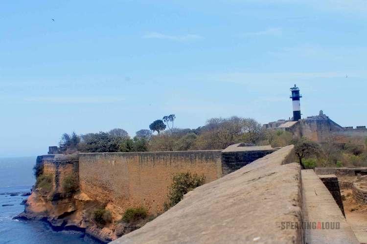 Diu Fort History