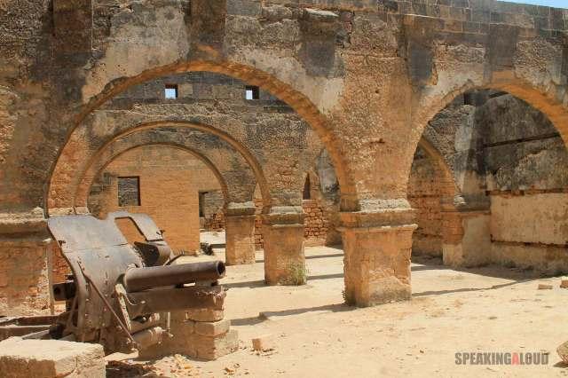 Diu Fort Armory Museum
