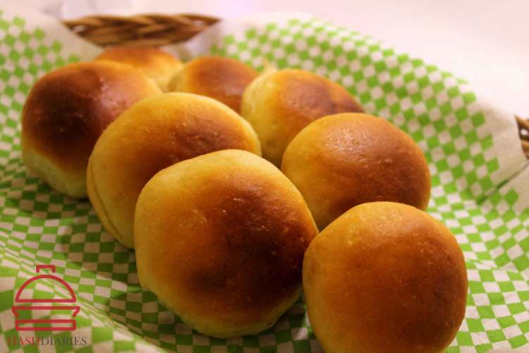 Mozzarella Buns Recipe