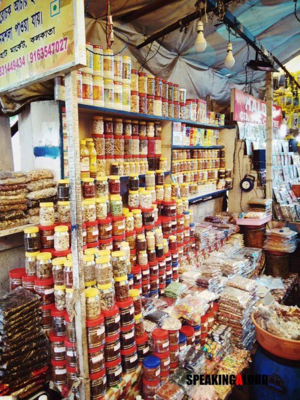 Gariahat Market Mukhwas Digestives Store