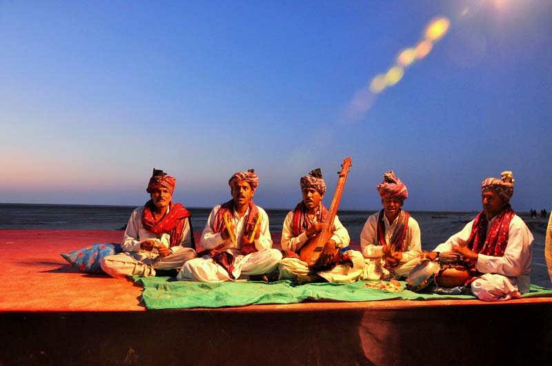 Runn Utsav India Tourism Gujarat Travel
