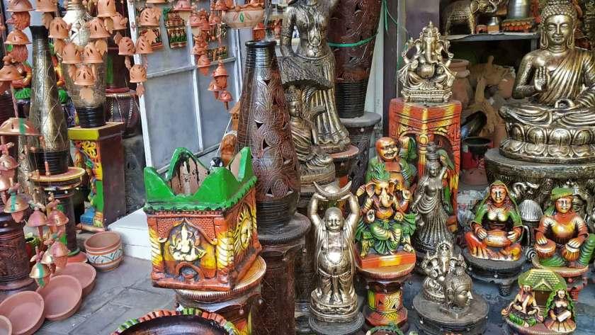 Ceramic & Pottery Market in Delhi