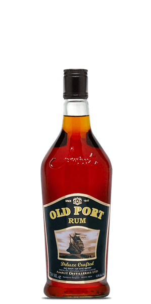 Amrut Old Port Rum - top rum brands in India with price List