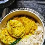 Dim Shorshe - Bengali Egg Curry
