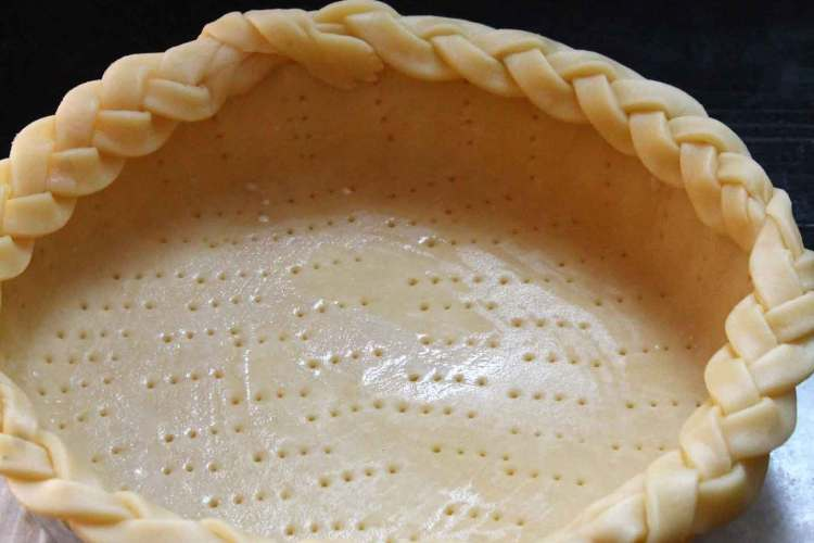 Sweet Shortcrust Tart Shell