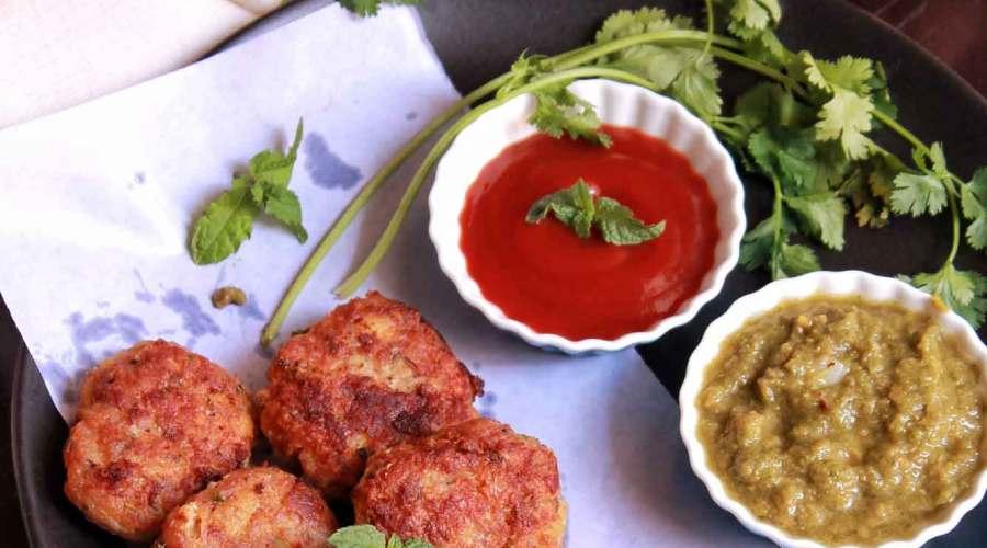 Cheese Chicken Kebab Recipe