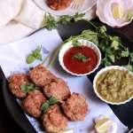 Chicken Kebab Recipe - Shami Kebab recipe