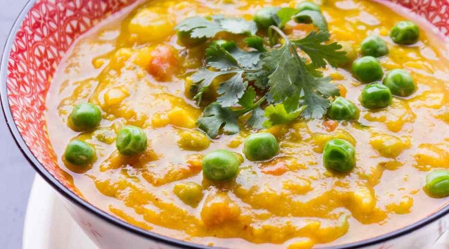 Shobji diye Arhar Dal recipe