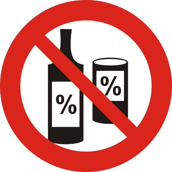 Avoid alcohol to improve your bipolar life