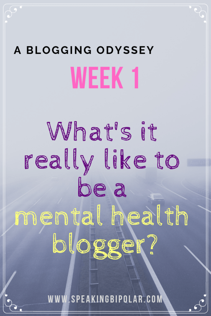 What's it really like to be a mental health blogger? Can a blog really grow and make a real income from blogging? Follow this journey as one blogger tests the waters and documents each step along the way. | #blog #blogging #blogger