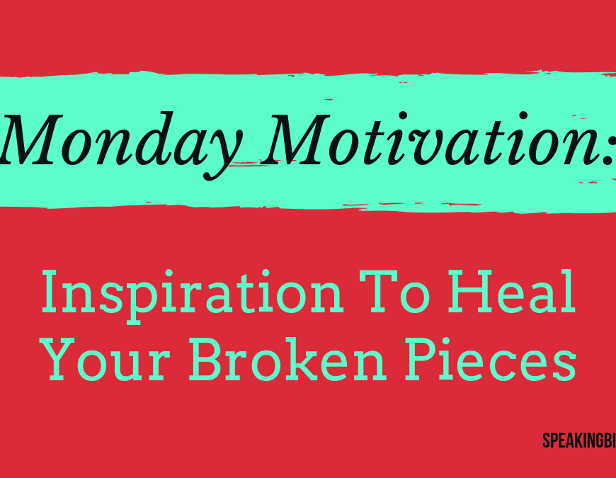Do you ever feel broken? Does it seem like your illness has left you shattered? Read how the art of Kintsugi can inspire you to heal your broken pieces. | #bipolar #chronicillness #livingwithillness #SpeakingBipolar