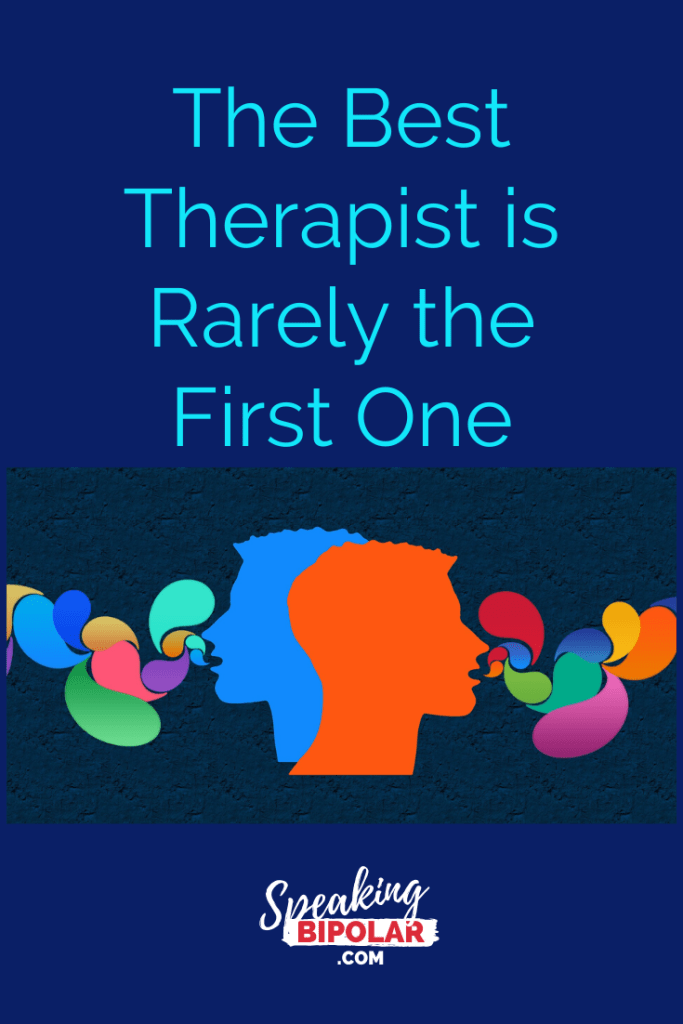 Finding the right talk therapist can be an adventure. This post shares part of my journey as I searched for the best one for me.