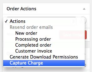 Authorize.net AIM Capture Charge