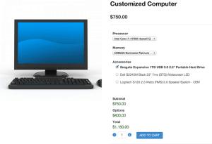 Customizable Computer