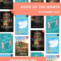 November 2020 Book of the Month