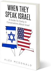 When They Speak Israel paperback