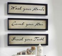 rule of three with bathroom art | Speakman Company