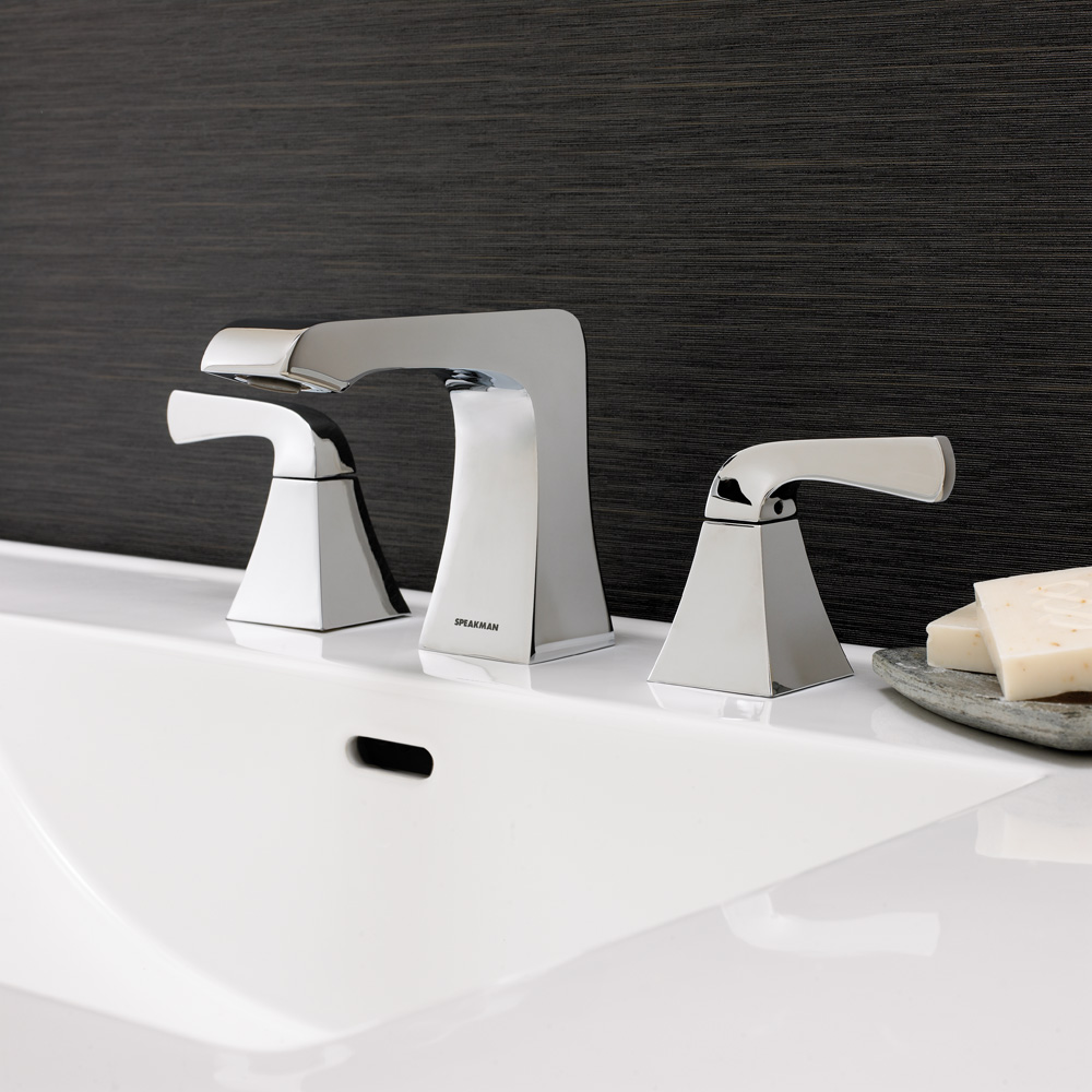 modern bathroom faucet  Speakman Company