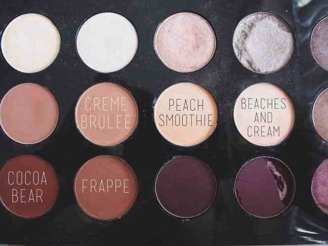 With Makeup Geek I Pretty Much Went Ahead And Picked Out The Shades That Ve Heard Are Most Loved Por So What If They Re All Super
