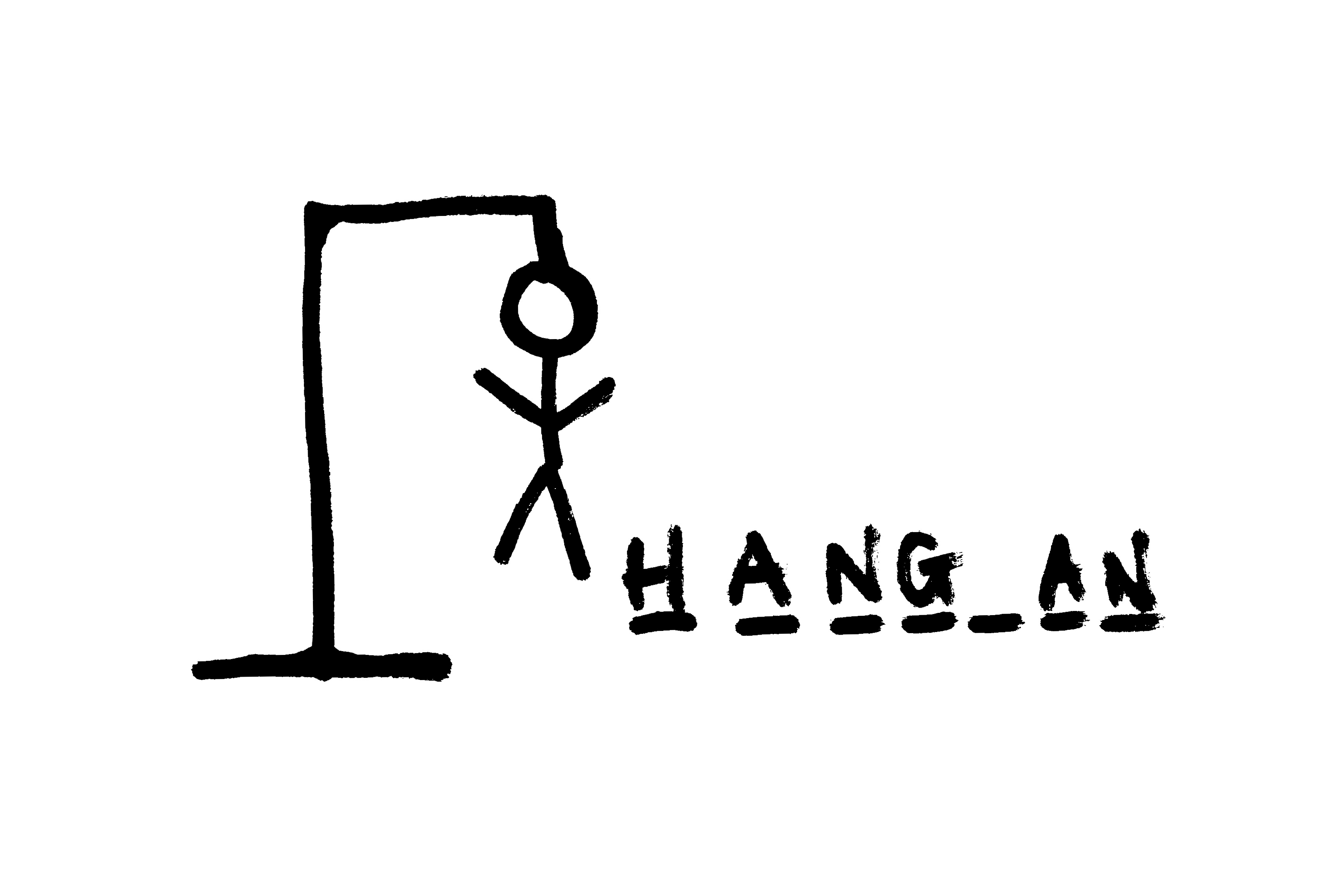 Hanged vs. hung – not the same!