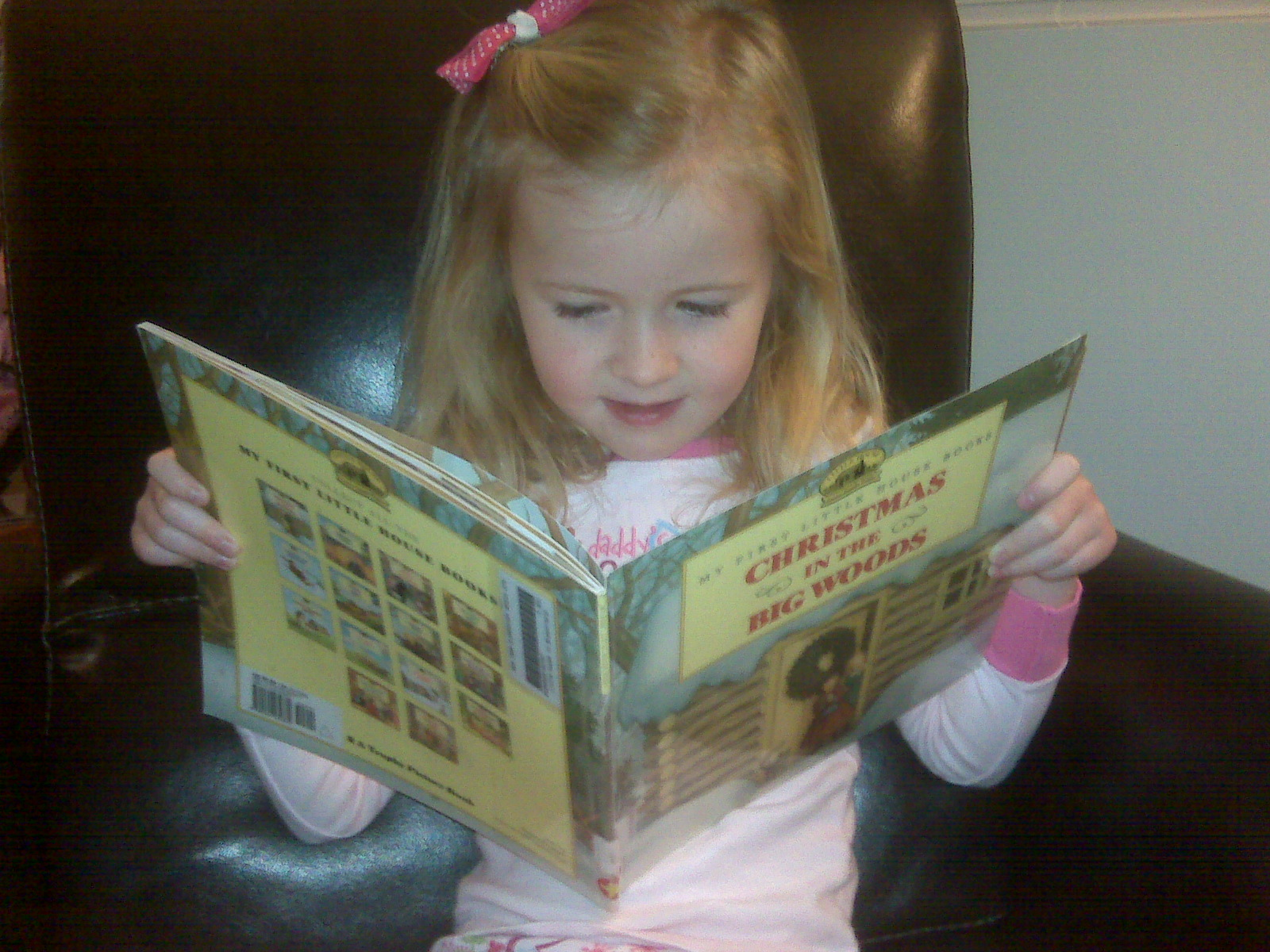 Learning To Read On Books