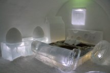 Ice Hotel Sweden Rooms