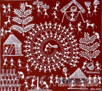 Warli Art | SPEAKZEASY