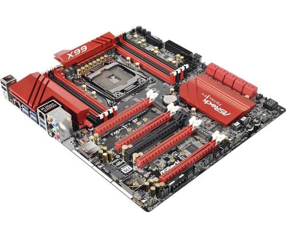 ASRock FATAL1TY PROFESSIONAL X99 EATX motherboard