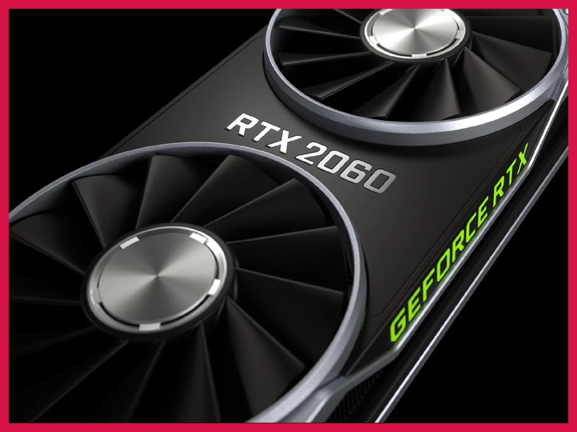 rtx 2060 ray tracing