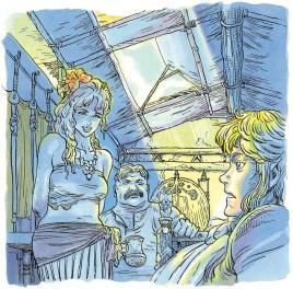 Zelda Katsuya Terada 13