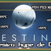 El excesivo hype de Destiny
