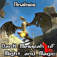 [Análisis] Dark Messiah of Might and Magic