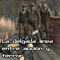 La delgada línea entre acción y terror