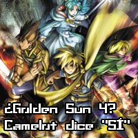 "¿Golden Sun 4? Camelot dice ""SÍ"""