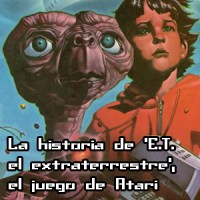 La historia de 'E.T. el extraterrestre', el juego de Atari