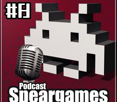 Podcast Speargames #8: Jugando a muchas cosas