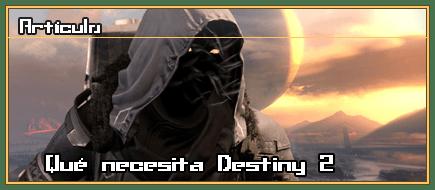 Cabecera qué necesita Destiny 2