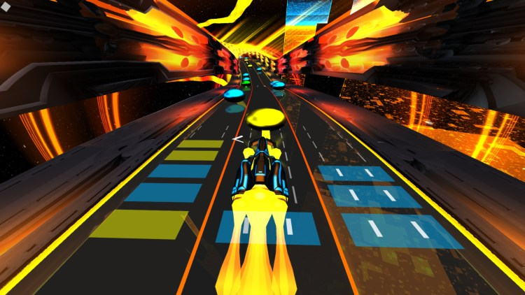 Captura Audiosurf 2