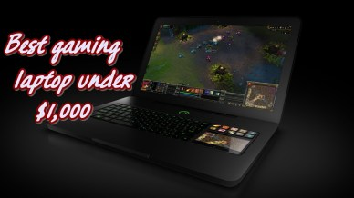 best-gaming-laptop-under-1000